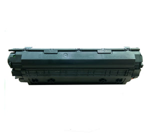 4 Pack HP 35A CB435A Premium Replacement Black Toner Cartridge by Smart Print Supplies