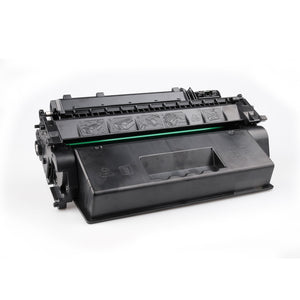 4 Pack HP 05A CE505A Replacement Black Toner Cartridge by Smart Print Supplies