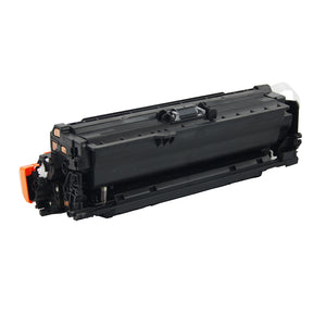 2 Pack HP 507A/507X CE400A Premium Replacement Black Toner Cartridge by Smart Print Supplies