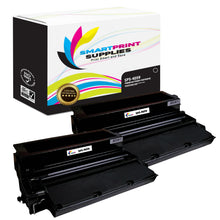 2 Pack Lexmark 4059 Replacement Black Toner Cartridge by Smart Print Supplies