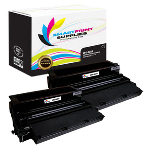 Lexmark 4059 Replacement Black Toner Cartridge by Smart Print Supplies /17600 Pages