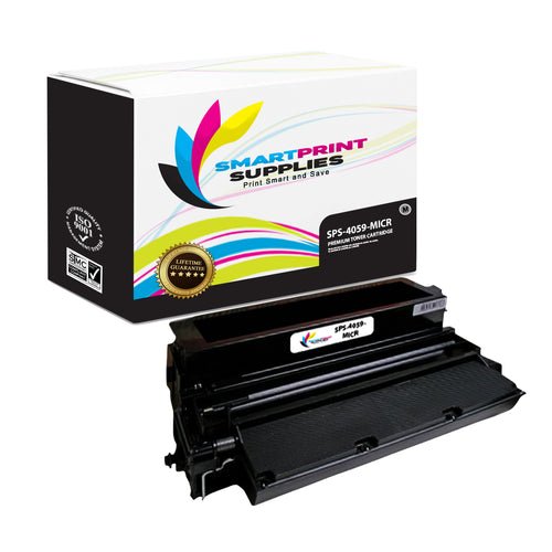 Lexmark 4059 Replacement Black MICR Toner Cartridge by Smart Print Supplies