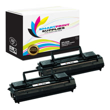 2 Pack Lexmark 69G8256 Replacement Black Toner Cartridge by Smart Print Supplies