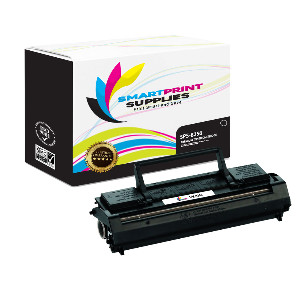 Lexmark 69G8256 Replacement Black Toner Cartridge by Smart Print Supplies