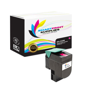 Lexmark C540 Replacement Magenta Toner Cartridge by Smart Print Supplies