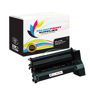 Lexmark C770 Replacement Black Toner Cartridge by Smart Print Supplies