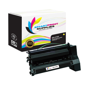 Lexmark C770 Replacement Yellow Toner Cartridge by Smart Print Supplies