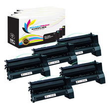 5 Pack Lexmark C780 Replacement (CMYK) Toner Cartridge by Smart Print Supplies