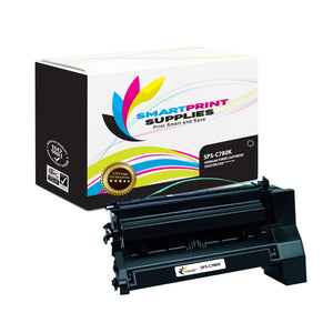 Lexmark C780 Replacement Black Toner Cartridge by Smart Print Supplies