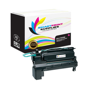 Lexmark C792 Replacement Magenta Toner Cartridge by Smart Print Supplies
