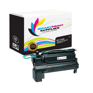 Lexmark C792A1KG Replacement Black Toner Cartridge by Smart Print Supplies