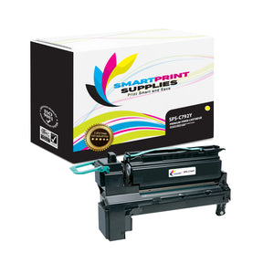Lexmark C792A1YG Replacement Yellow Toner Cartridge by Smart Print Supplies