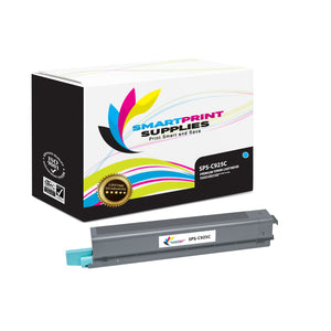 Lexmark C925H2CG Replacement Cyan Toner Cartridge by Smart Print Supplies