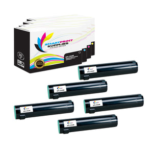 5 Pack Lexmark C930 Replacement (CMYK) Toner Cartridge by Smart Print Supplies