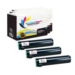 3 Pack Lexmark C930 Replacement (CMY) Toner Cartridge by Smart Print Supplies