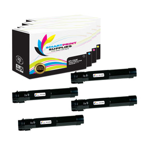 4 Pack Lexmark C950 Replacement (CMYK) Toner Cartridge by Smart Print Supplies