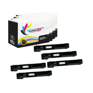 5 Pack Lexmark C950 Replacement (CMYK) Toner Cartridge by Smart Print Supplies
