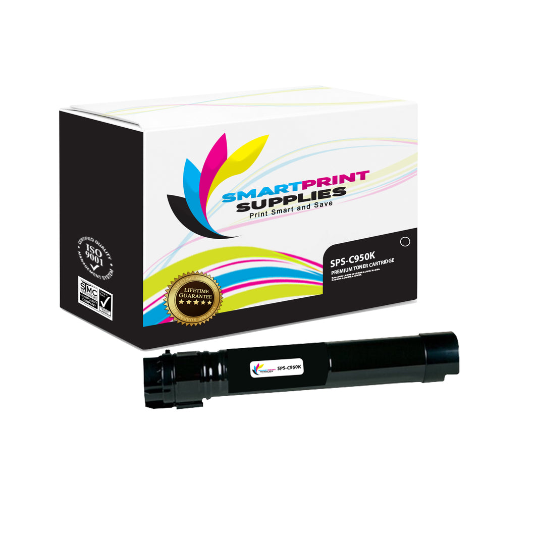 Lexmark C950 Replacement Black Toner Cartridge by Smart Print Supplies