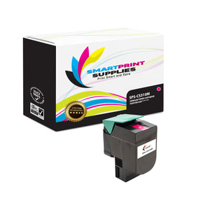 Lexmark CS310 Replacement Magenta Toner Cartridge by Smart Print Supplies