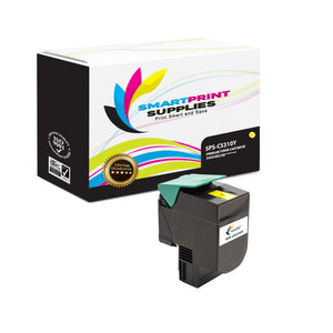 Lexmark CS310 Replacement Yellow Toner Cartridge by Smart Print Supplies
