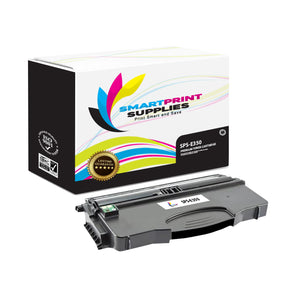 Lexmark E350 Replacement Black Toner Cartridge by Smart Print Supplies