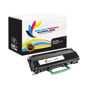 Lexmark E462 Replacement Black Toner Cartridge by Smart Print Supplies