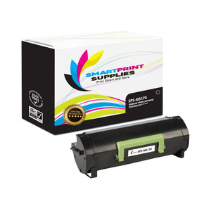 Lexmark M5170 Replacement Black Toner Cartridge by Smart Print Supplies