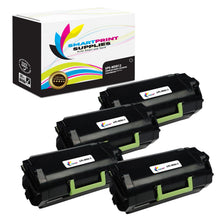 Lexmark MX812 Replacement Black Toner Cartridge by Smart Print Supplies