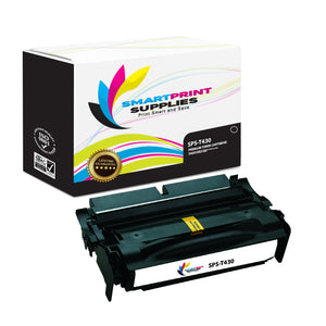 Lexmark T430 Replacement Black Toner Cartridge by Smart Print Supplies