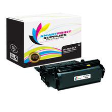 Lexmark T520 Replacement Black MICR Toner Cartridge by Smart Print Supplies