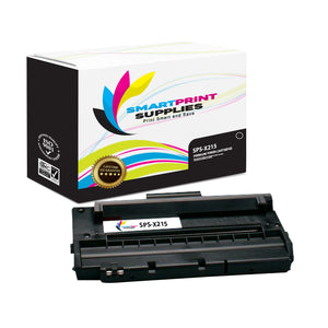 1 Pack Lexmark X215 Premium Replacement Black Toner Cartridge by Smart Print Supplies