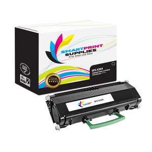 Lexmark X364 Replacement Black Toner Cartridge by Smart Print Supplies