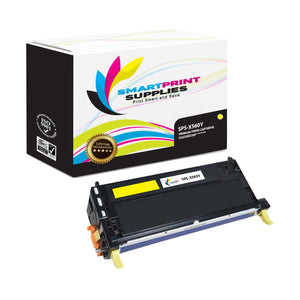Lexmark X560 Replacement Yellow Toner Cartridge by Smart Print Supplies