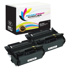 2 Pack Lexmark X642 Replacement Black Toner Cartridge by Smart Print Supplies