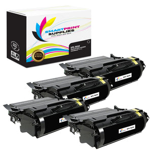 Lexmark X654 Replacement Black Toner Cartridge by Smart Print Supplies /36000 Pages