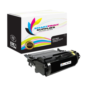 Lexmark X654X11A Replacement Black Toner Cartridge by Smart Print Supplies