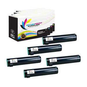 5 Pack Lexmark X940 Replacement (CMYK) Toner Cartridge by Smart Print Supplies