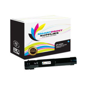 Lexmark X950 Replacement Cyan Toner Cartridge by Smart Print Supplies