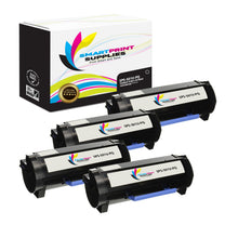 Lexmark 501U Replacement Black Toner Cartridge by Smart Print Supplies /20000 Pages