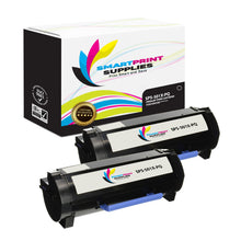Lexmark 501X Replacement Black Toner Cartridge by Smart Print Supplies /10000 Pages