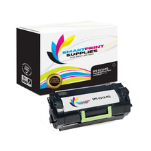 Lexmark 521X Replacement Black Toner Cartridge by Smart Print Supplies