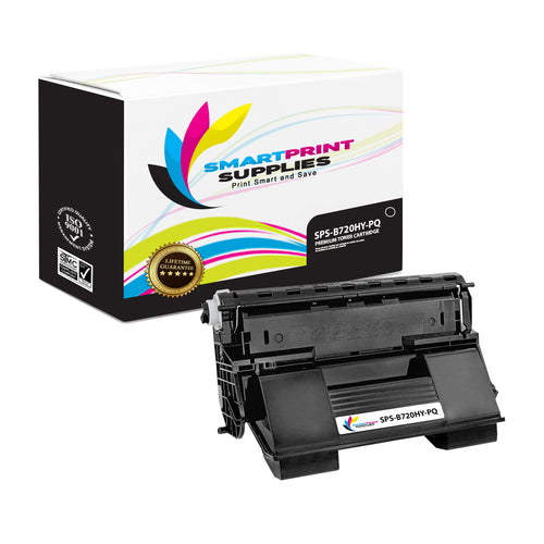 Okidata 52123602 Premium Replacement Black Toner Cartridge by Smart Print Supplies