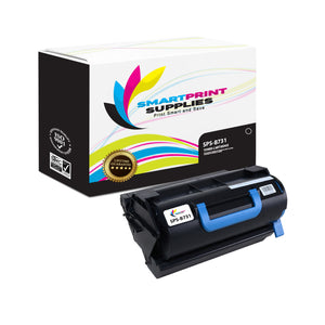 1 Pack Okidata B731 Black Toner Cartridge Replacement By Smart Print Supplies