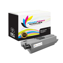 1 Pack Okidata C310 Black Toner Cartridge Replacement By Smart Print Supplies