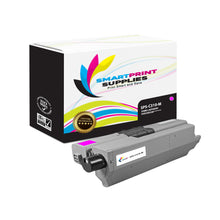 1 Pack Okidata C310 Magenta Toner Cartridge Replacement By Smart Print Supplies