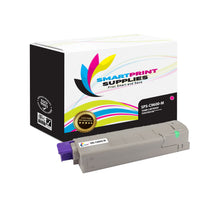 1 Pack Okidata C9600 Magenta Toner Cartridge Replacement By Smart Print Supplies