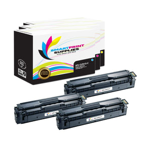 3 Pack Samsung CLP415 3 Colors Toner Cartridge Replacement By Smart Print Supplies
