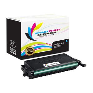 1 Pack Samsung CLT609 Cyan Toner Cartridge Replacement By Smart Print Supplies