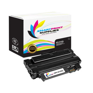 1 Pack Samsung D105L Black High Yield Toner Cartridge Replacement By Smart Print Supplies