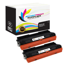 2 Pack Samsung D116L Replacement Black Toner Cartridge by Smart Print Supplies /2700 Pages